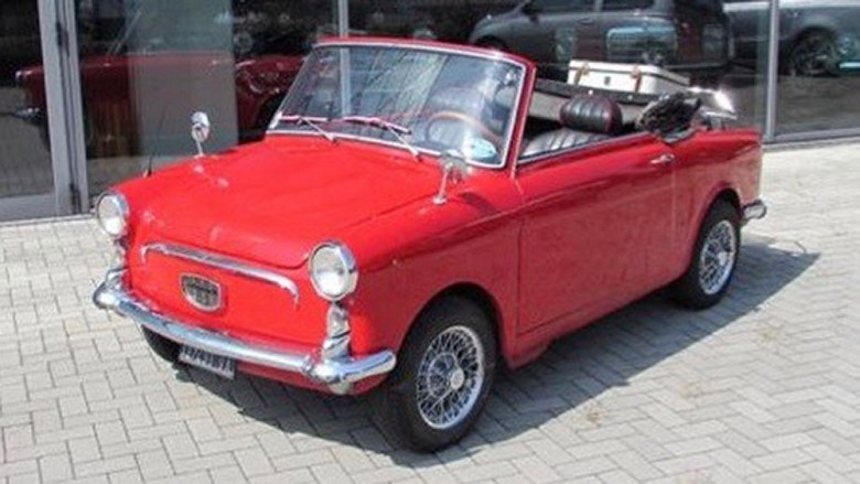 Autobianchi Bianchina Cabriolet Series 3
