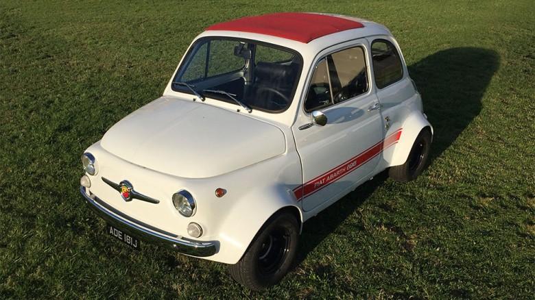 Fiat Abarth 695 SS (Evocazione)