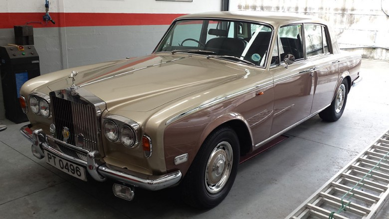 Rolls-Royce Silver Shadow 1
