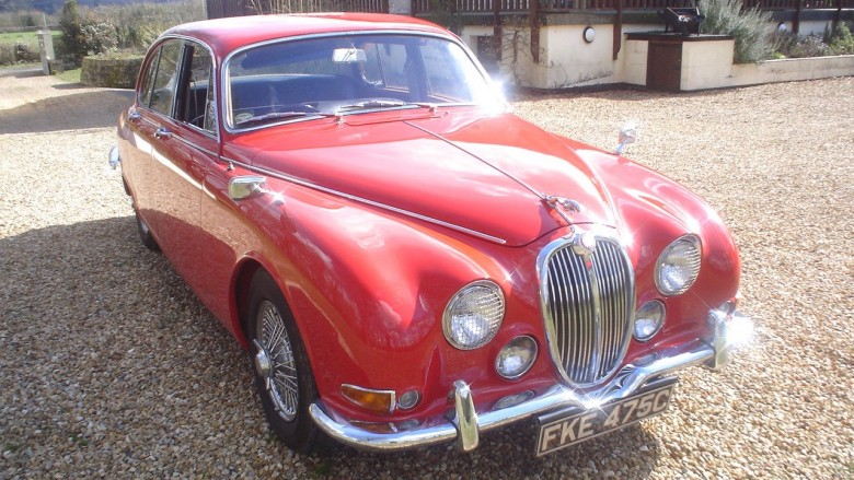 Jaguar S-TYPE 3.8 Manual