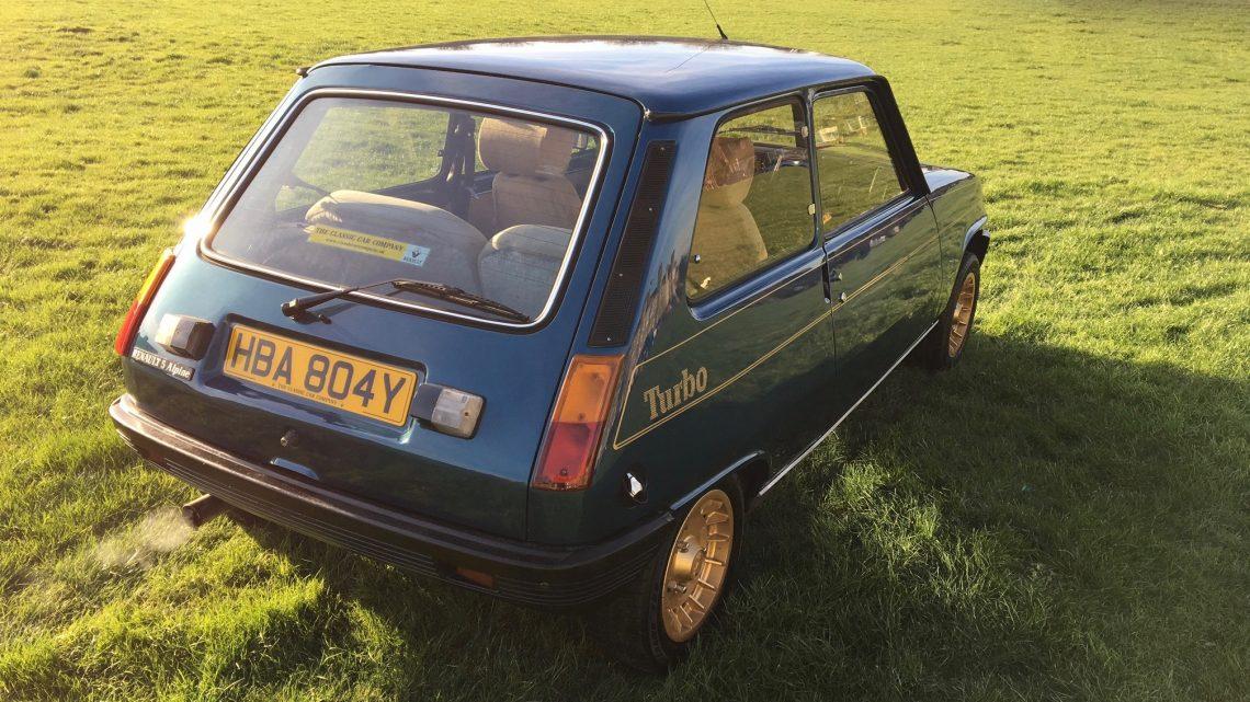 Renault 5 Alpine Turbo The Classic Car Company