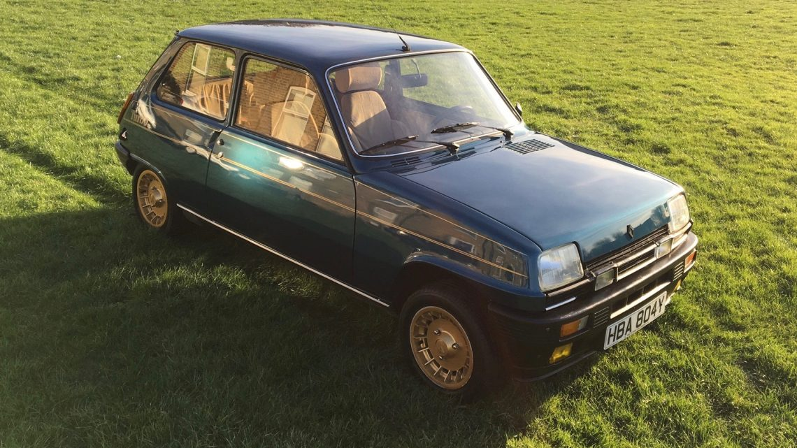 Renault 5 Alpine Turbo Classic Car Company Available Classic Cars