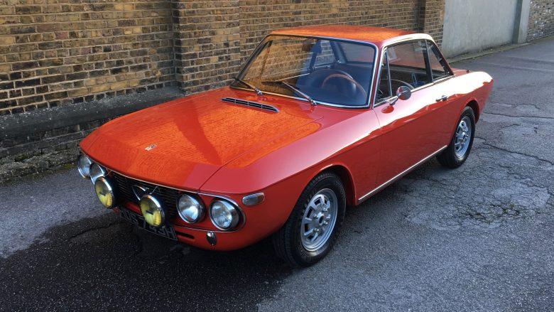 Lancia Fulvia Rallye S