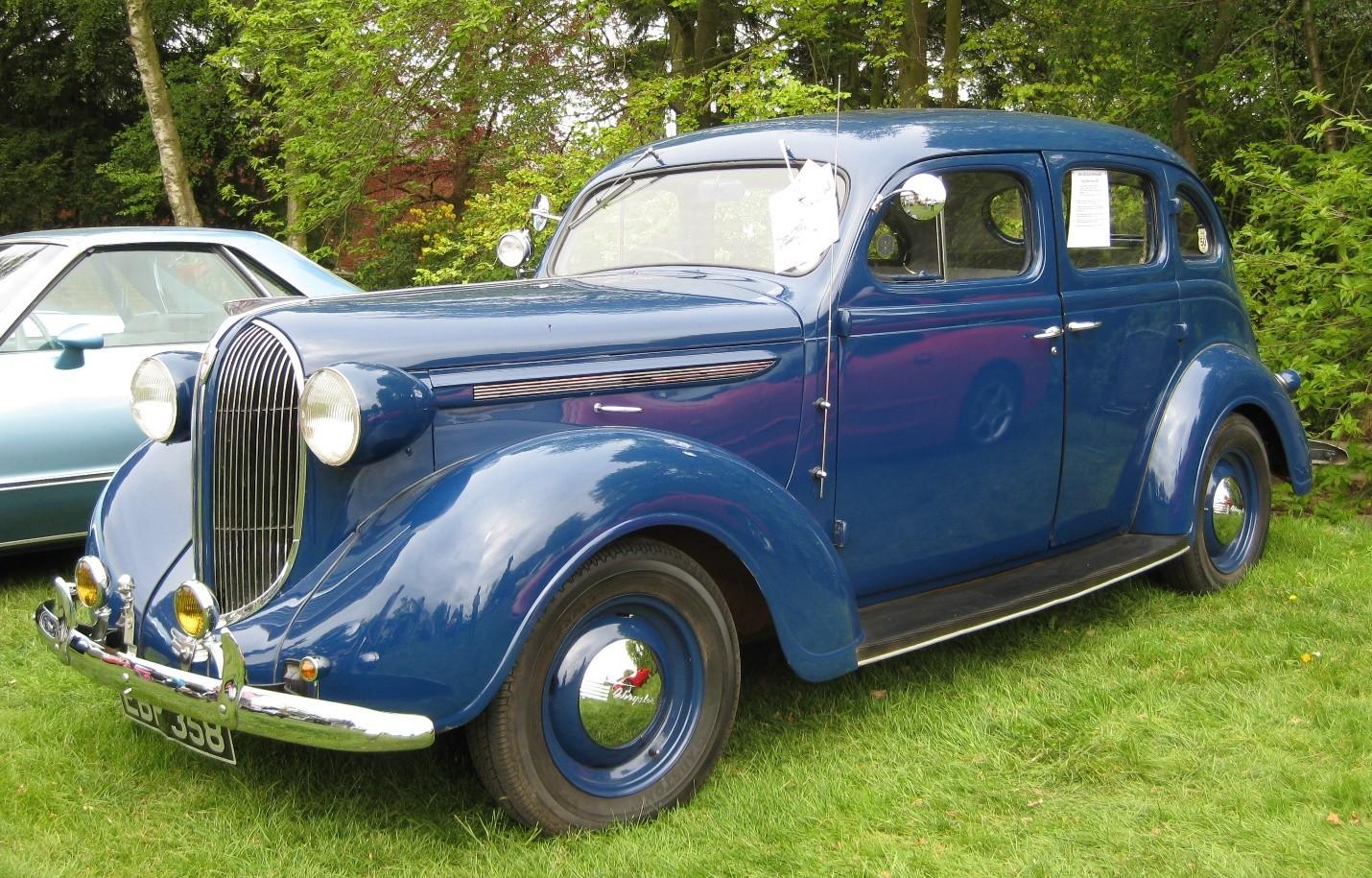 Bringing Classic Cars to Europe