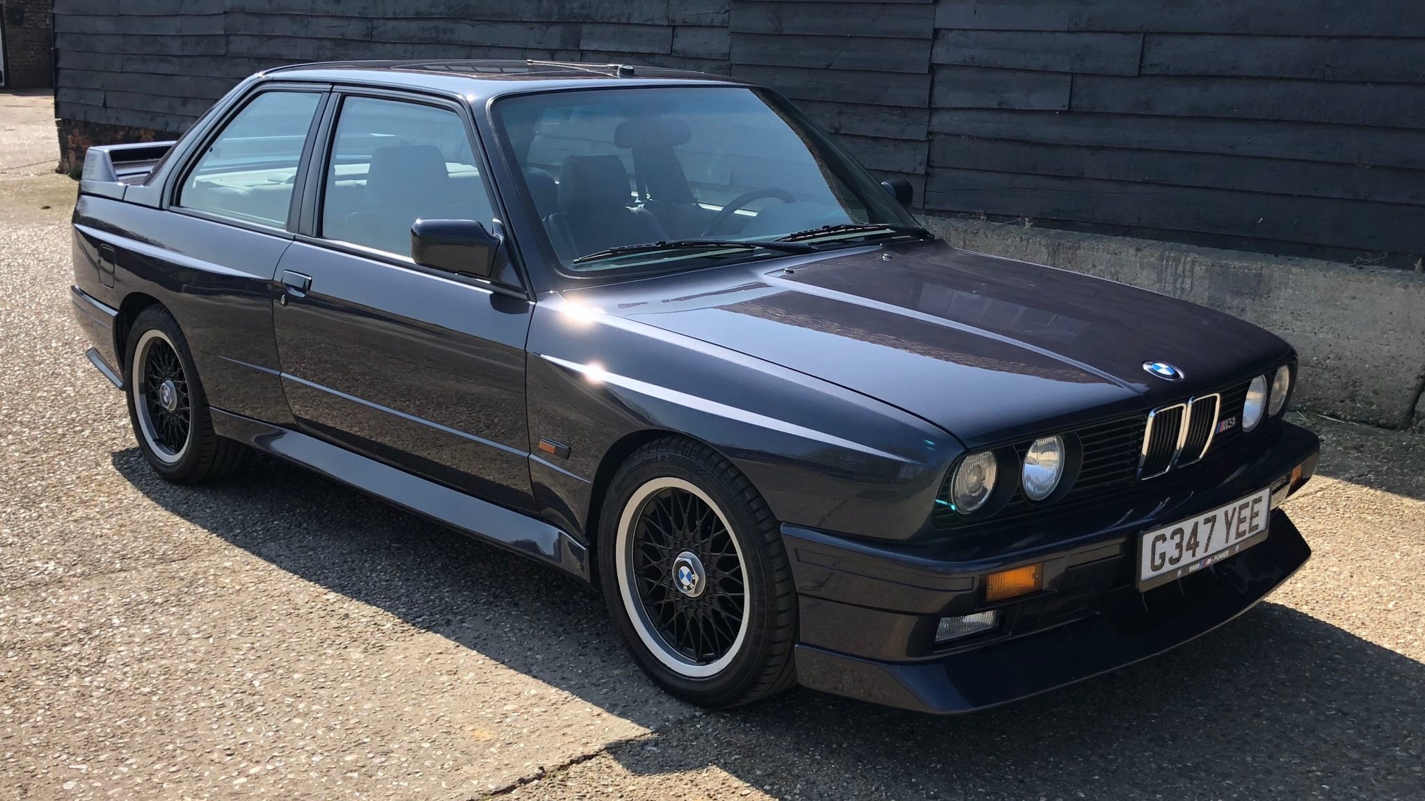 Bmw M3 Johnny Cecotto Edition Classic Car Company For Sale