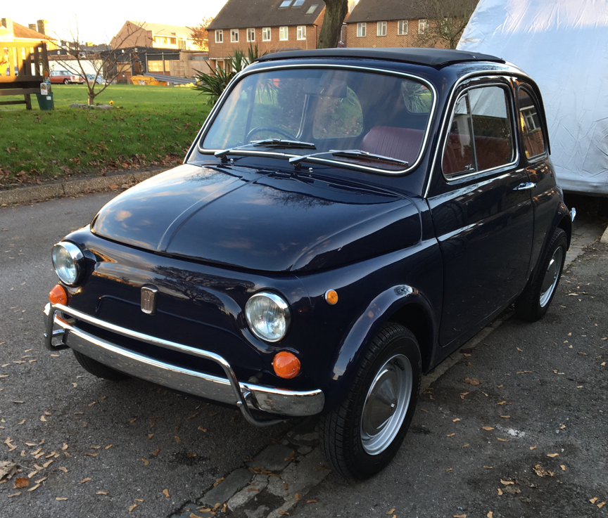 Restoring a Fiat 500L Part 7: The Final Build