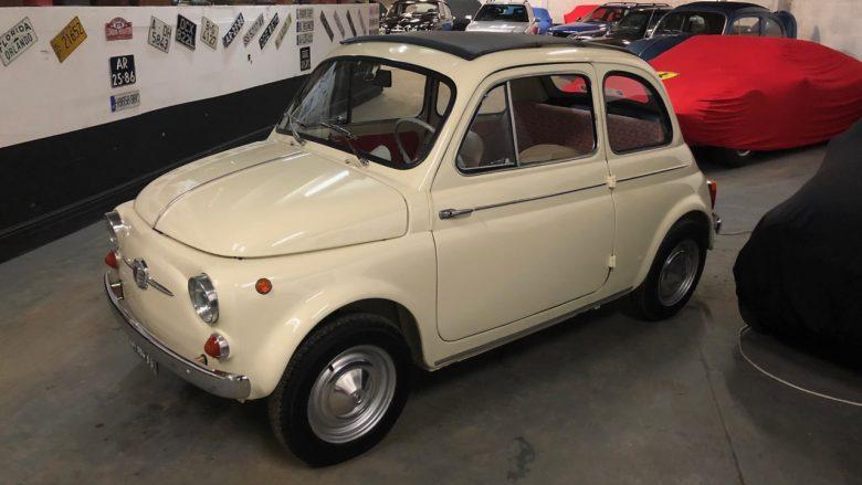 Fiat 500D Trasformabile