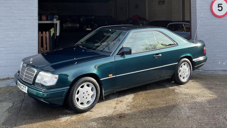 Mercedes-Benz E320 Coupe